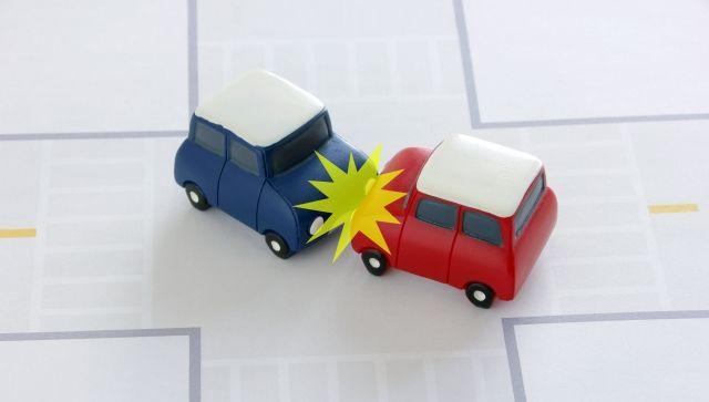 交通事故で保険を使う