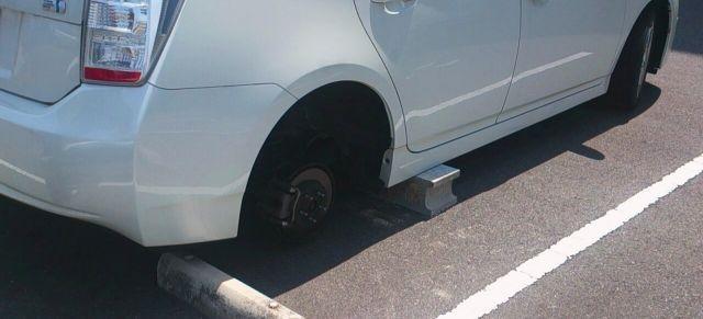 車の盗難の手口とは?  盗難対策にはアナログが地味に効く! イモビライザーを過信するな!