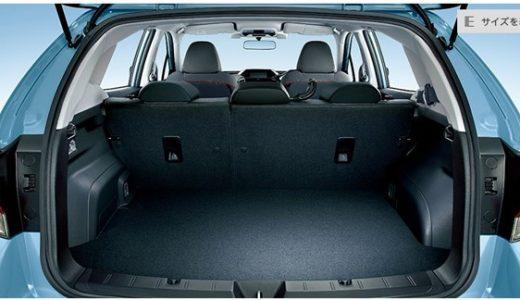 スバル XVでも車中泊はできる!? 工夫すればXVでも余裕で車中泊できます