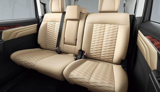 三菱 新型デリカD:5でも車中泊はできる!? ベッドキットは自作するしかない!?